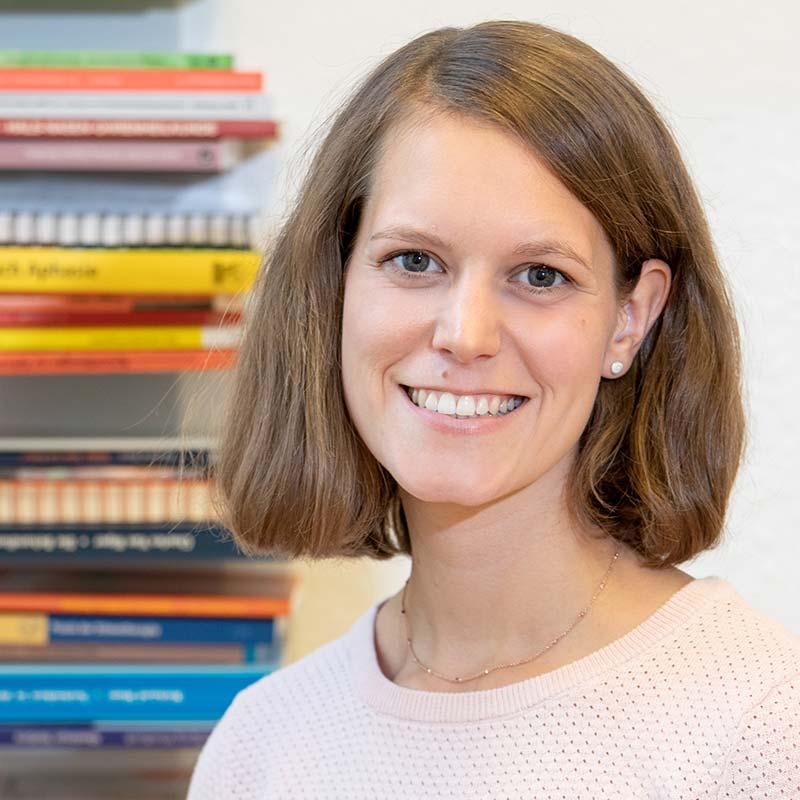 Stefanie Weidner, Logopädin