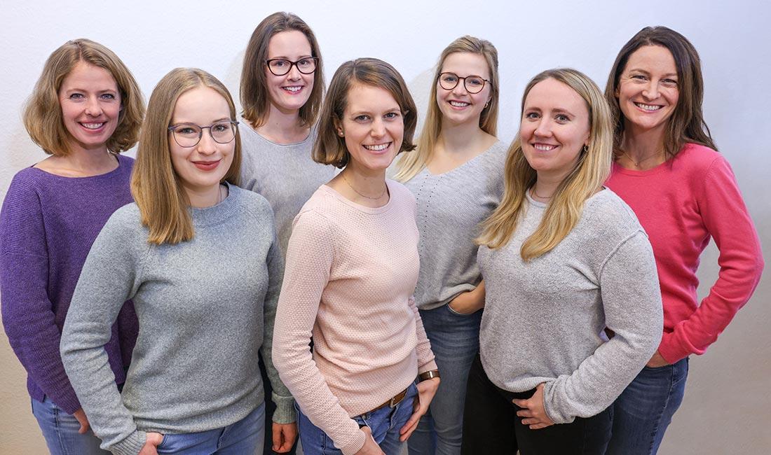 Team Logopädie Friedel